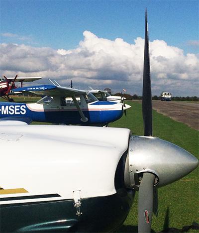 Light aircraft fleet